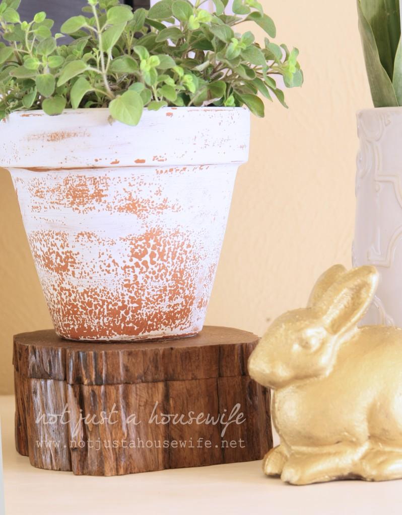 spring-mantel-brass-bunny