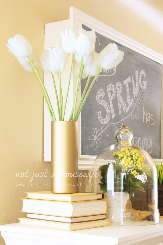 spring-mantel-tulips