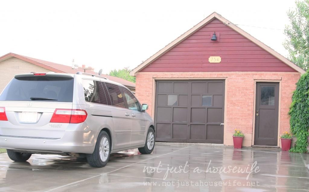 driveway 1024x637 My Driveway got a MAKEOVER!