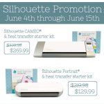 SILHOUETTE GIVEAWAY!!!!!