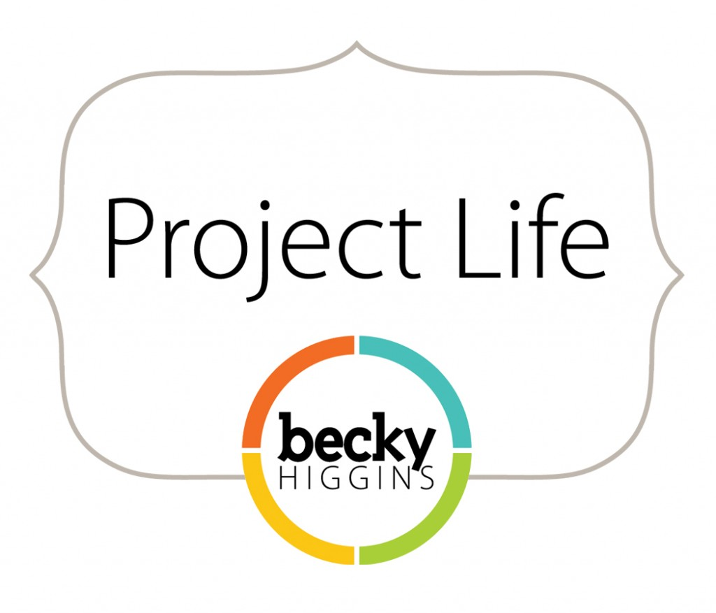 BeckyHiggins ProjectLife logo 1024x877 Project LIFE :)