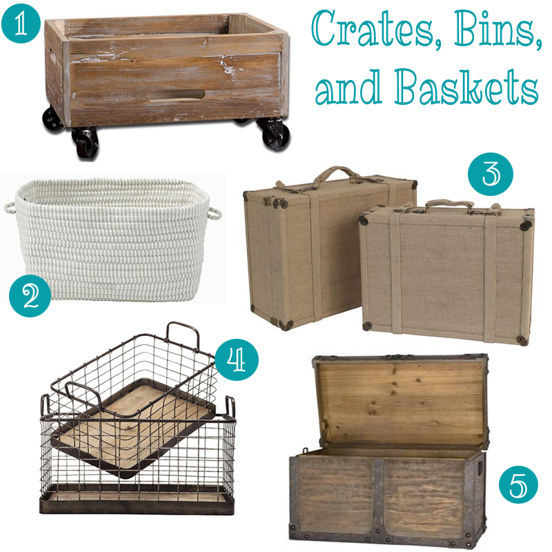 HDC baskets bins Storage and Organization! {GIVEAWAY}
