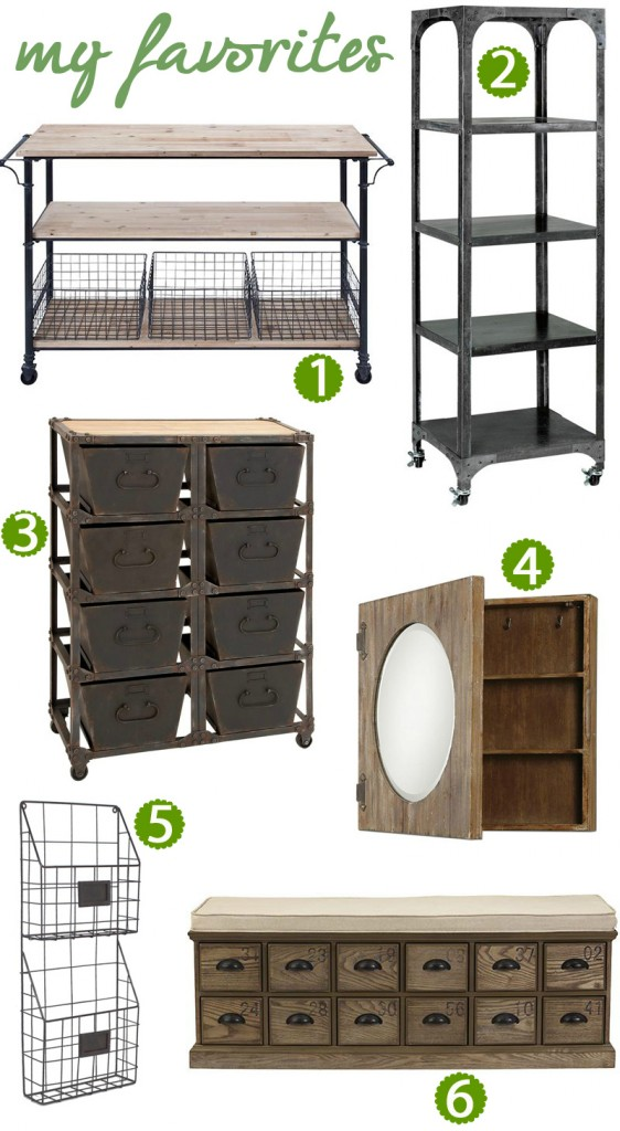 HDC favorites 1 562x1024 Storage and Organization! {GIVEAWAY}