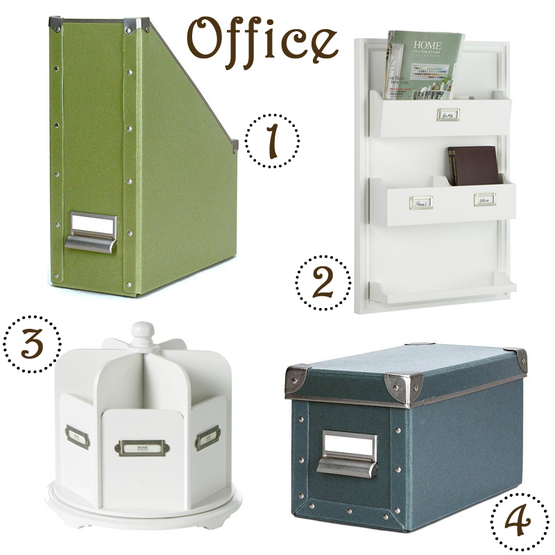 HDC office organization Storage and Organization! {GIVEAWAY}