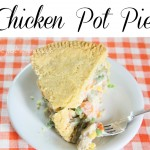 {Deep Dish} Chicken Pot Pie