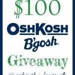 OshKosh B'Gosh GIVEAWAY!!!