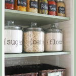 Pantry Makeover!!!