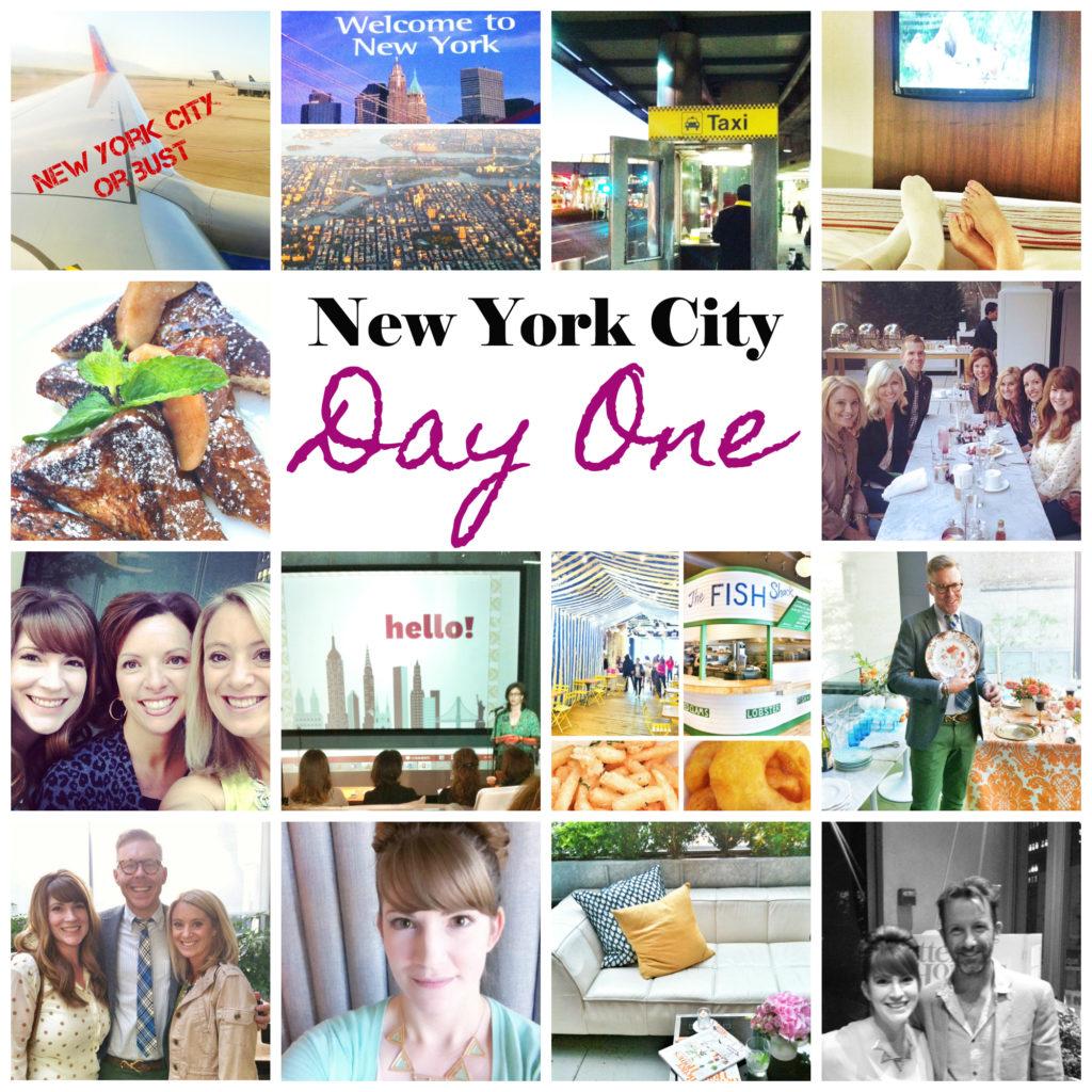 New York City Day One