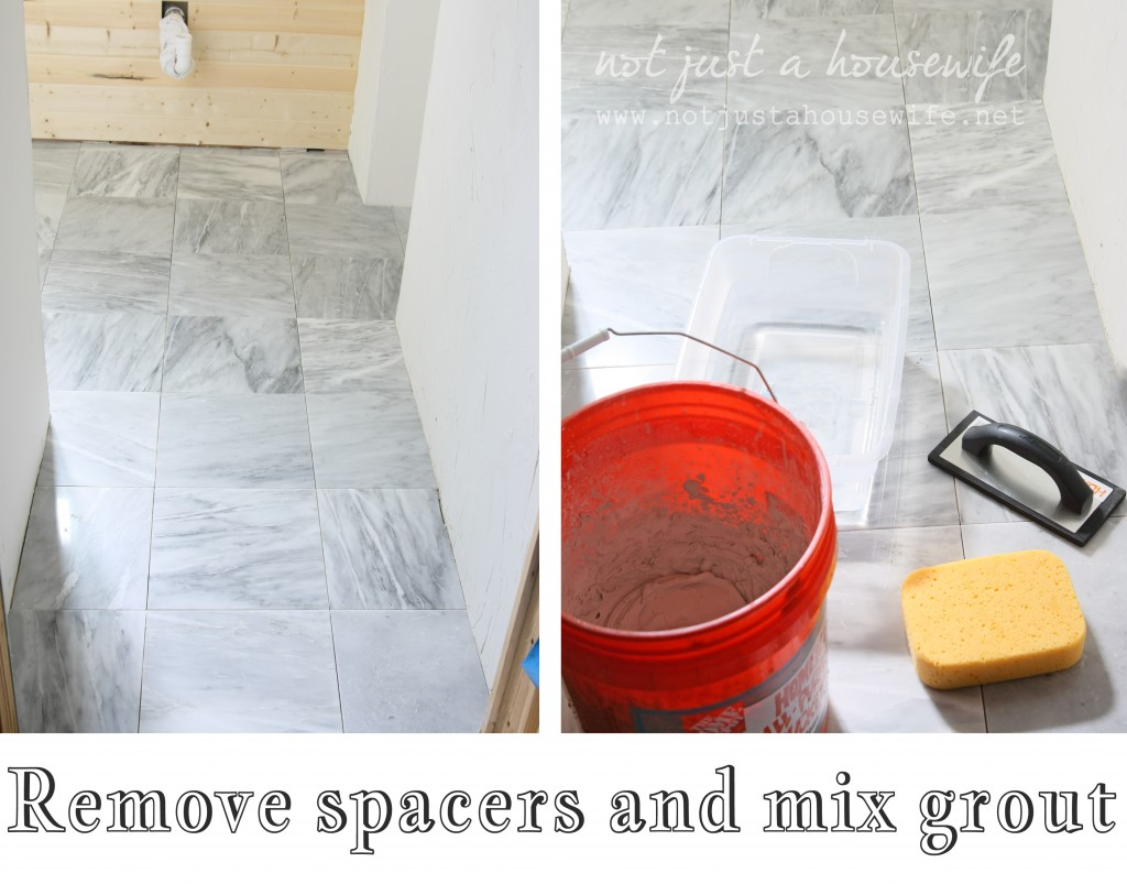 grout-prep