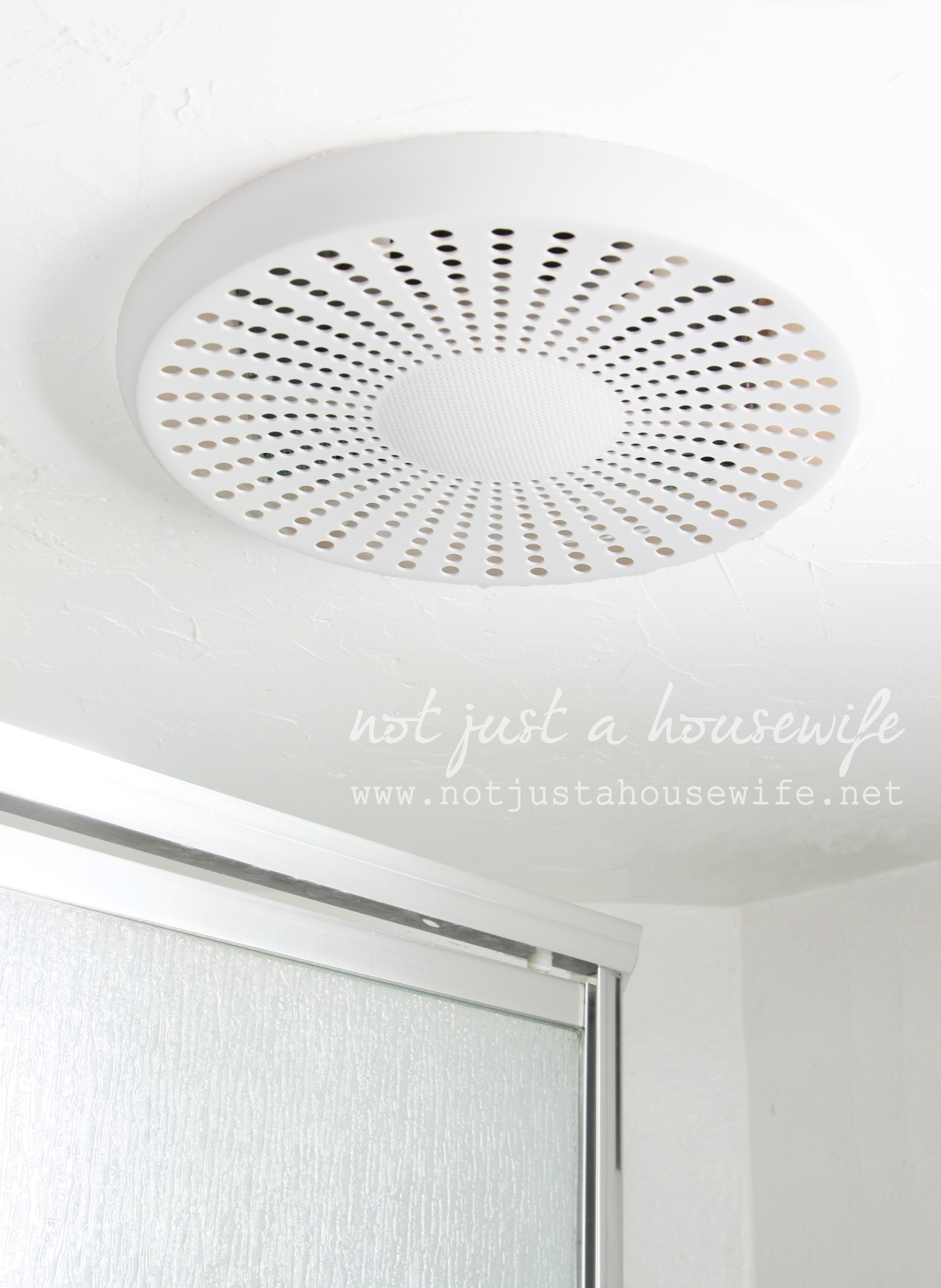 Decorative Bathroom Fan Watch More Like Bathroom Fan With Bluetooth Speaker