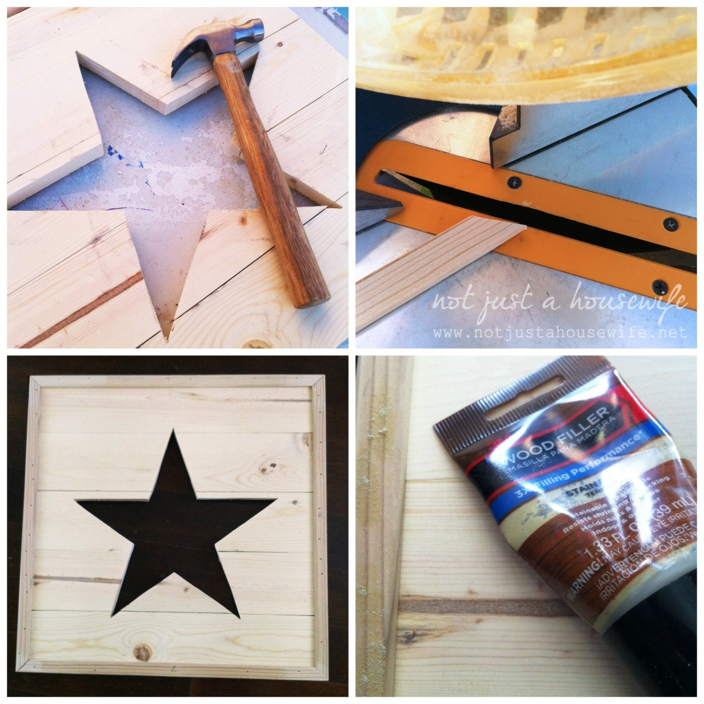 how to make wood sign 31 1024x1024 Wooden Star Sign