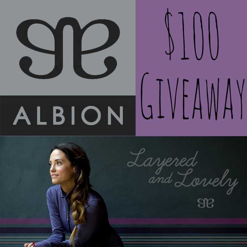 albion fit giveaway edited 1 Albion Fit Giveaway