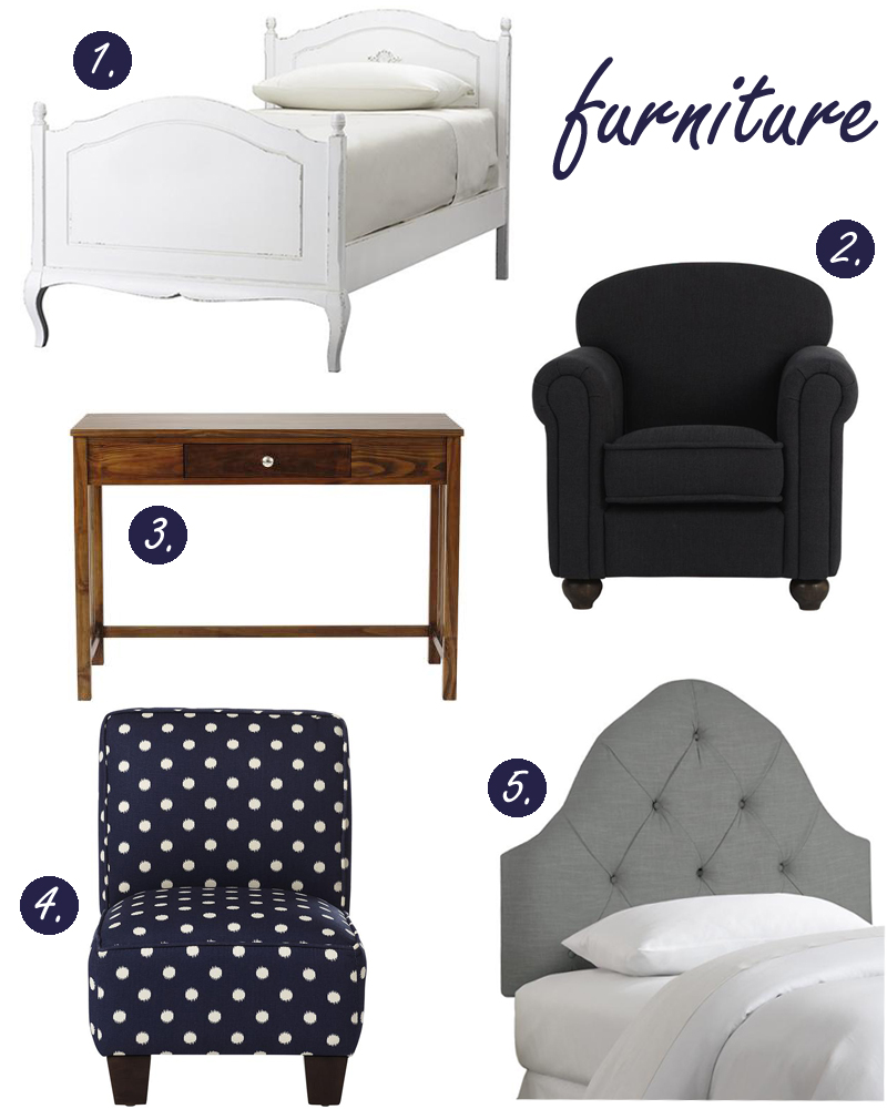 furniture Itsy Bitsy Collection + GIVEAWAY