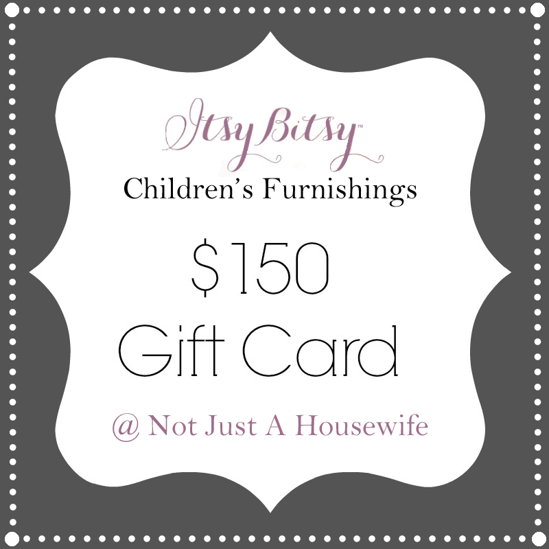 itsy bitsy giveaway