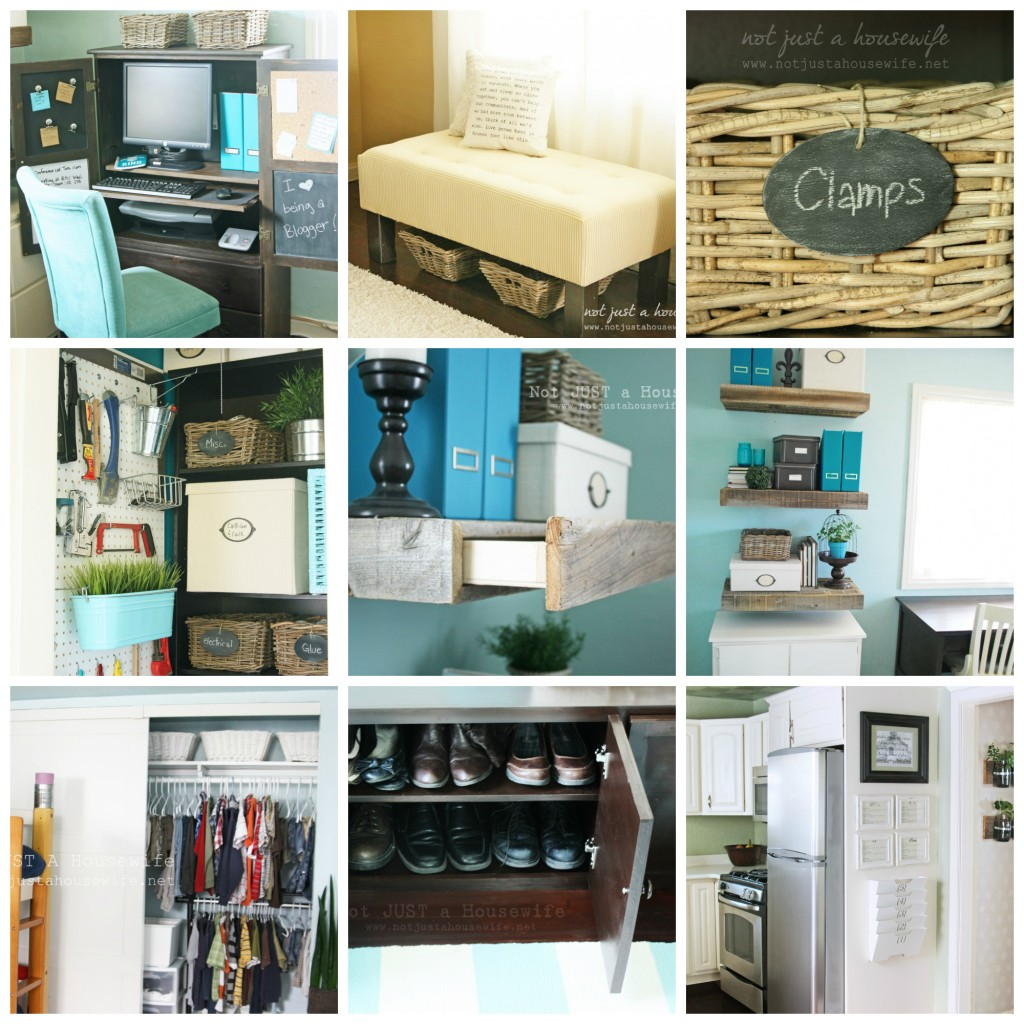storage ideas!