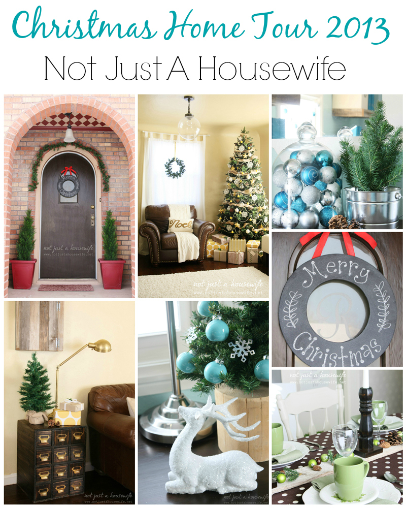 Christmas Home Tour NJAH