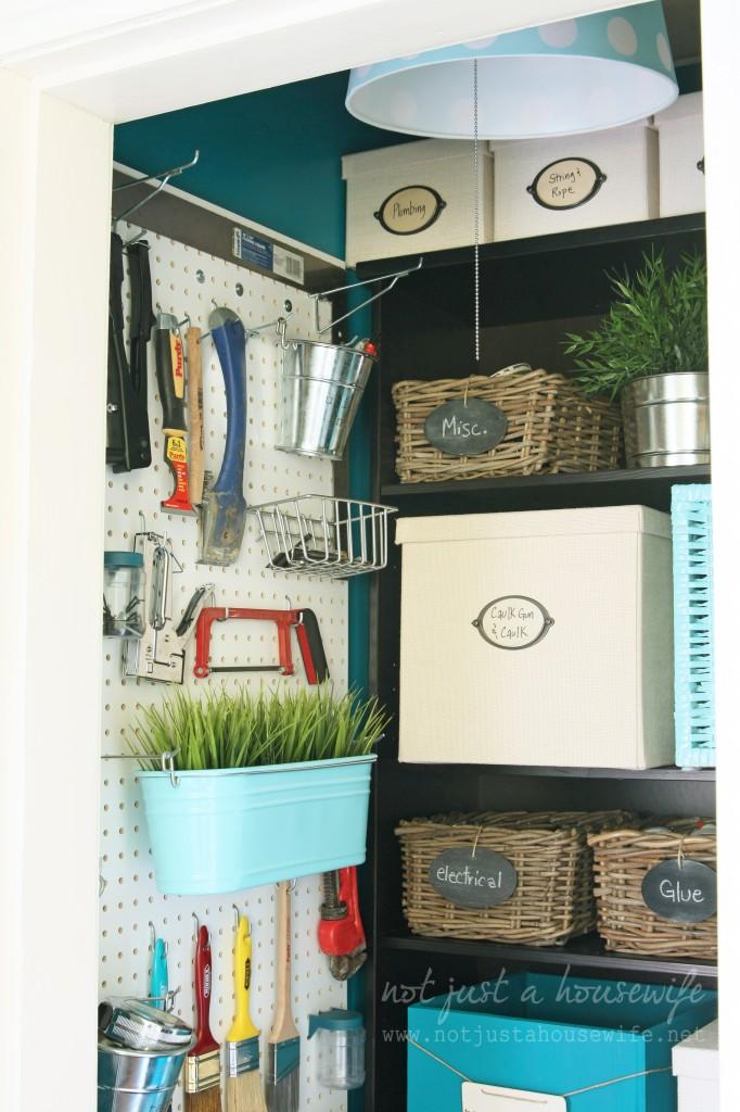 organization: closet makeover