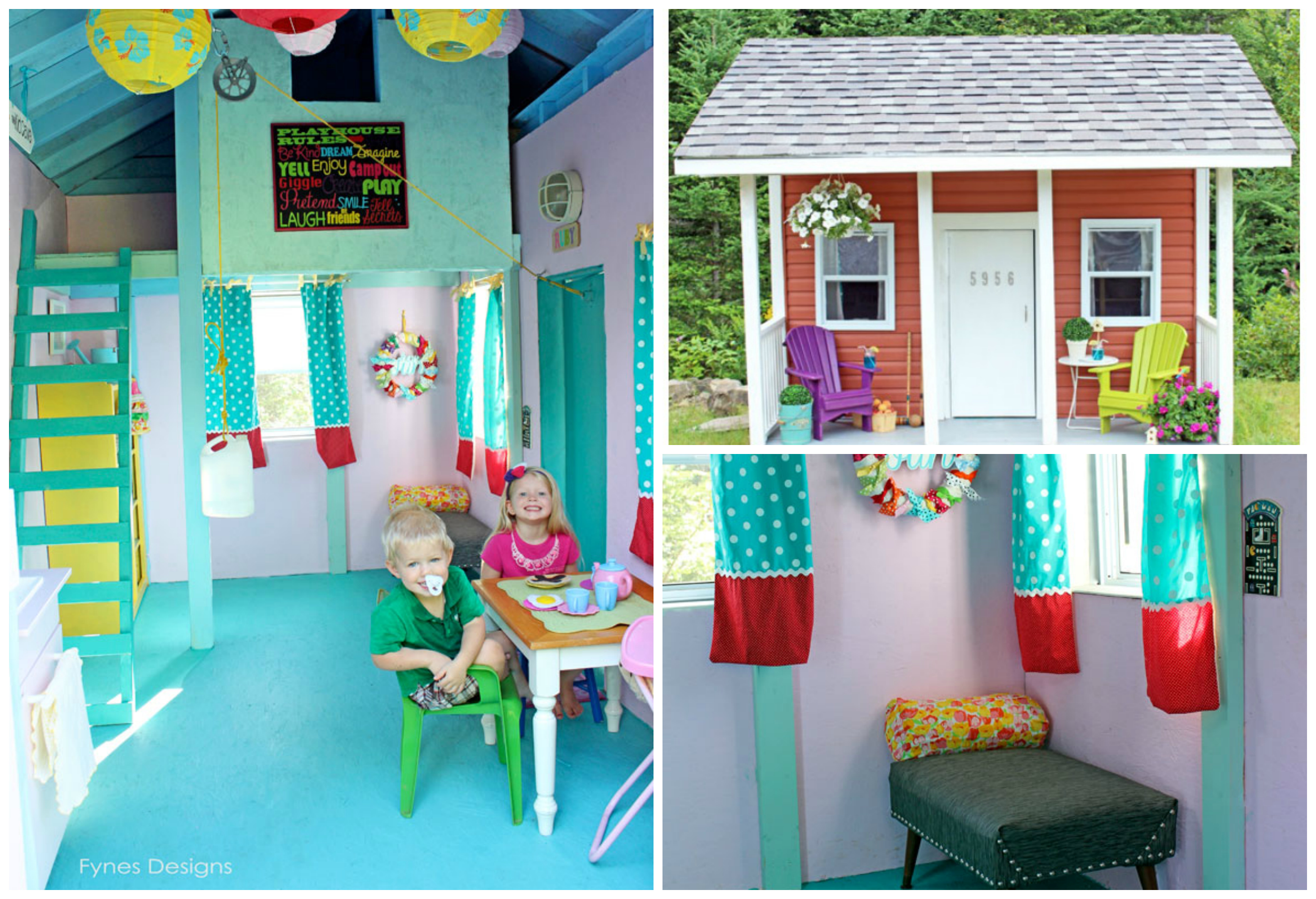 Playhouse Plans Blog Plans DIY Free Download tongue and ...