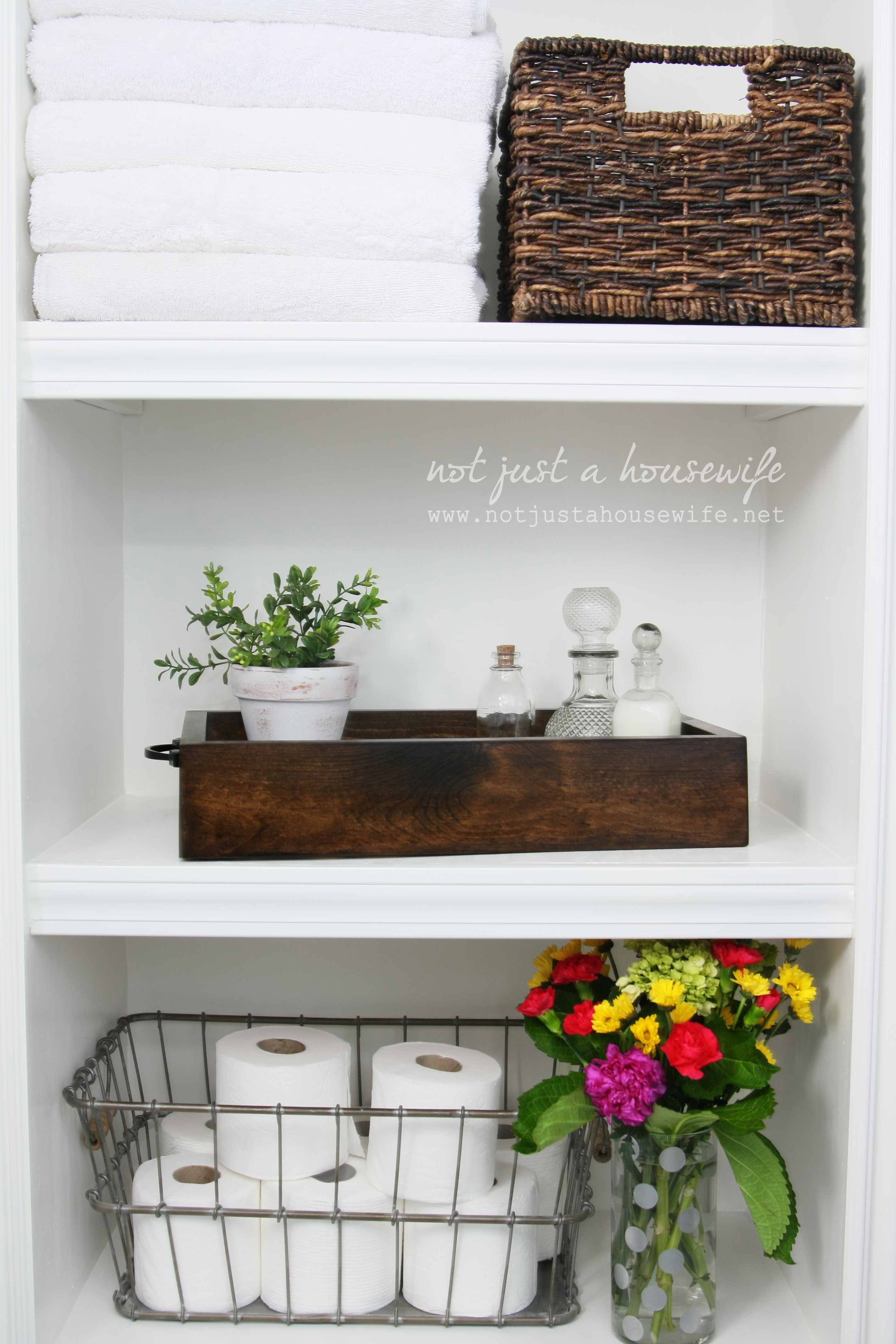 Bathroom Shelf Bathroom Shelves Stacy Risenmay