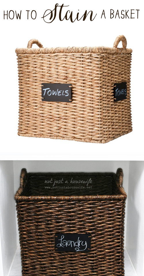 how-to-stain-a-basket