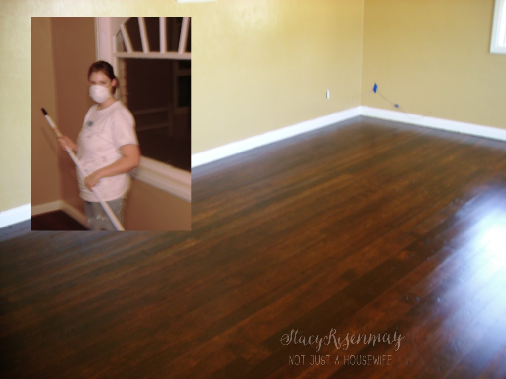 refinishing floors 1024x768 When To DIY And When To Call In The Professionals