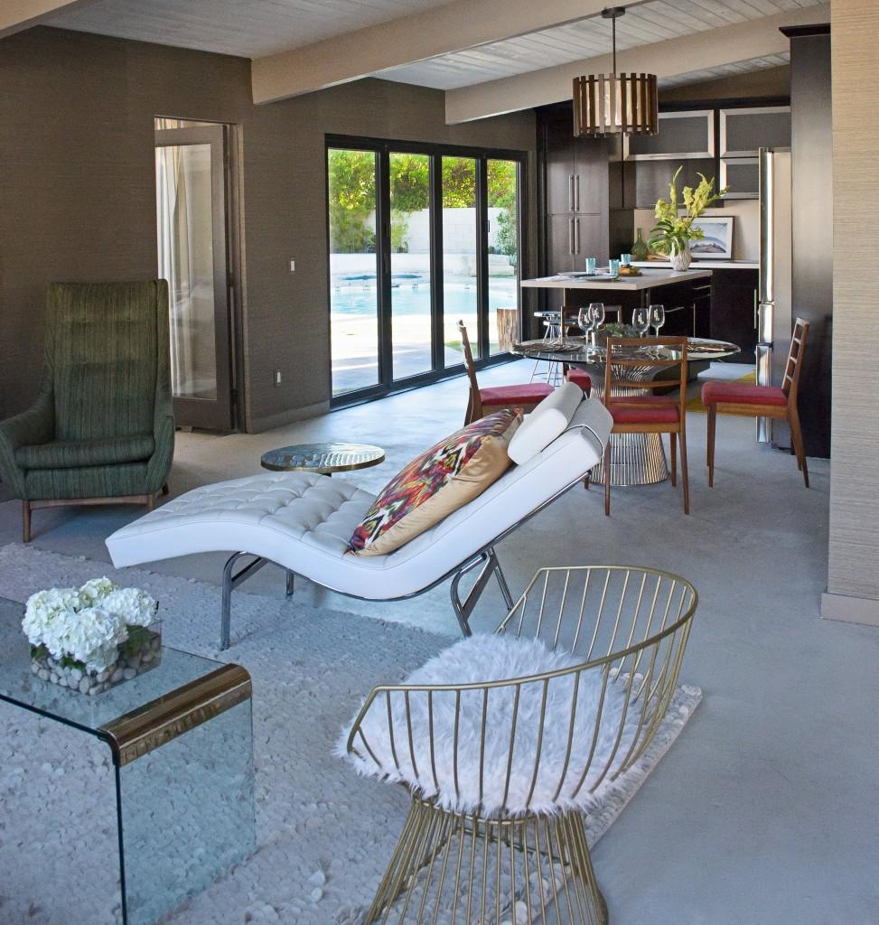 Living Room: Episode 2 of American Dream Builders