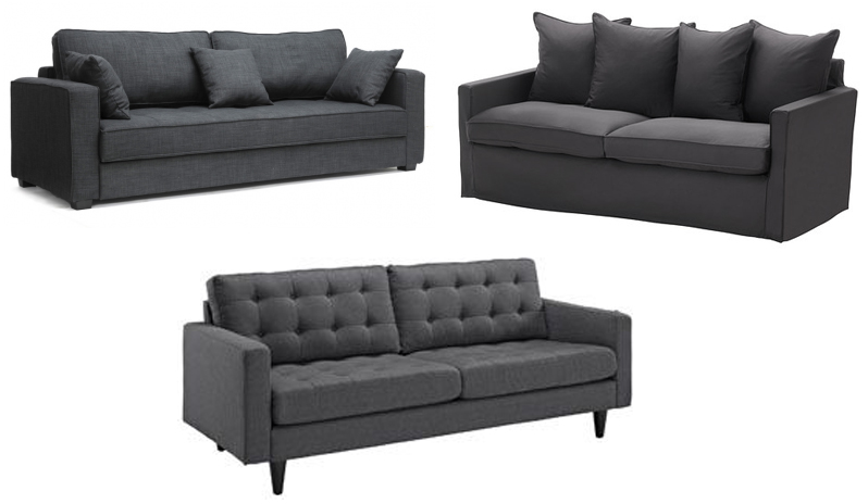 gray couch options More Or Less {American Dream Builders} Episode #2