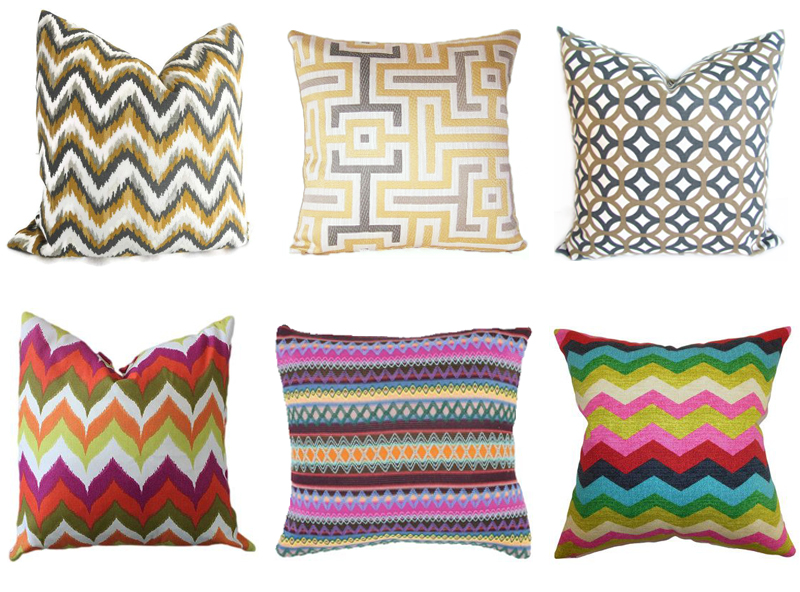 pillow options