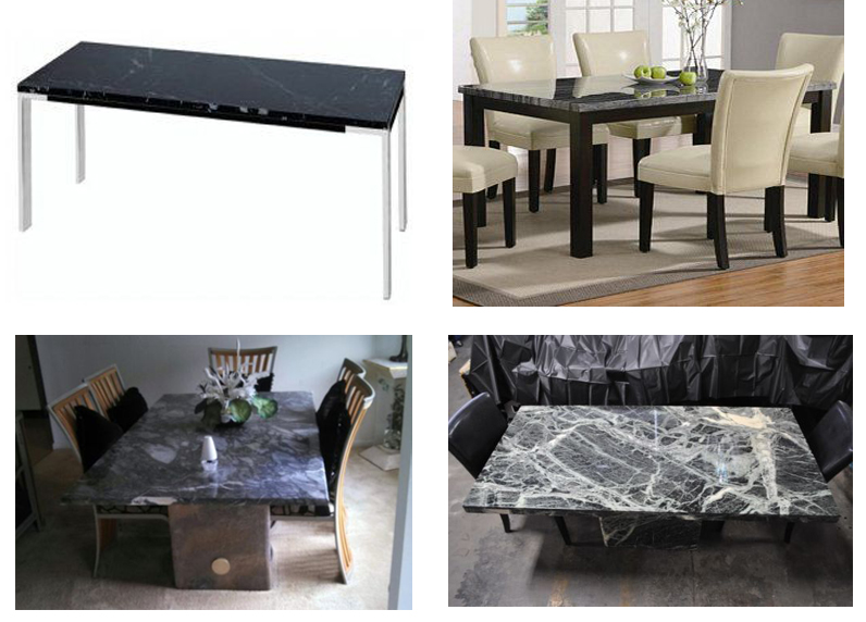 black marble tables More Or Less {American Dream Builders} Episode #7