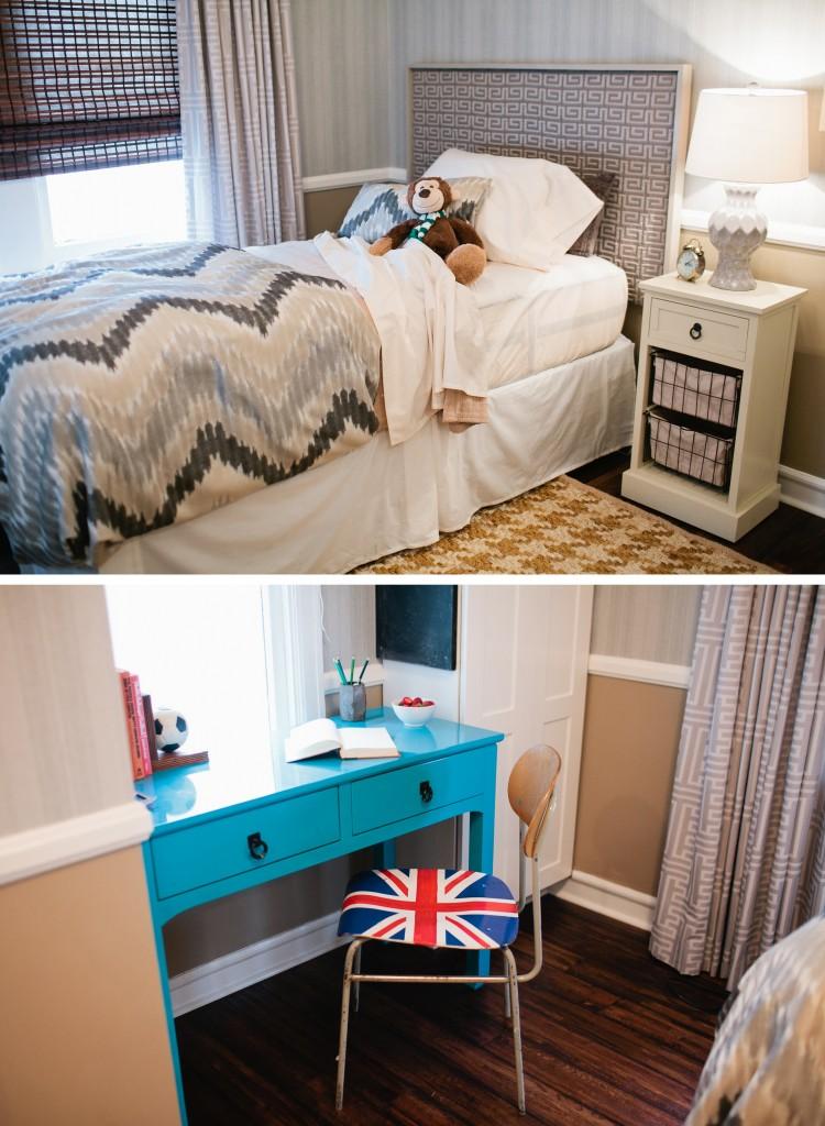 Boy's room episode #6 American Dream Builders