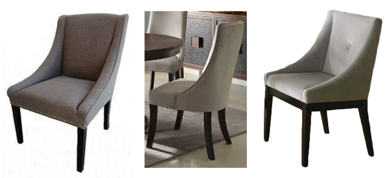 gray dining room chairs More Or Less {American Dream Builders} Episode #7