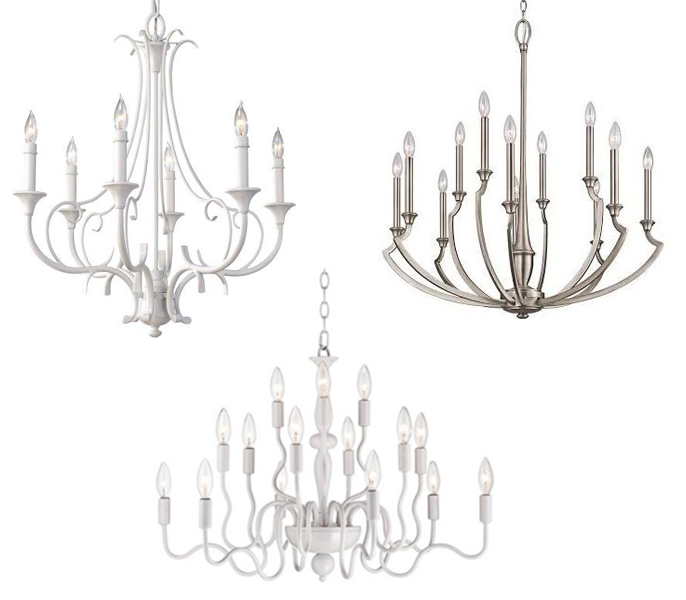 light fixtures modern chandeliers edited 1 More Or Less {American Dream Builders} Episode #7