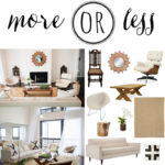 More Or Less {American Dream Builders} Finale!