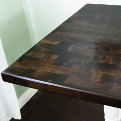 featured image refinished table