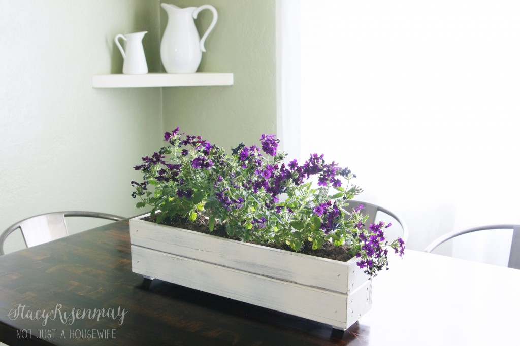 10 minute planter box