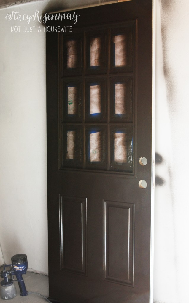 How to Spray Doors with the Finish Max Sprayer