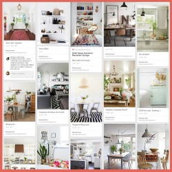 pinterest white walls