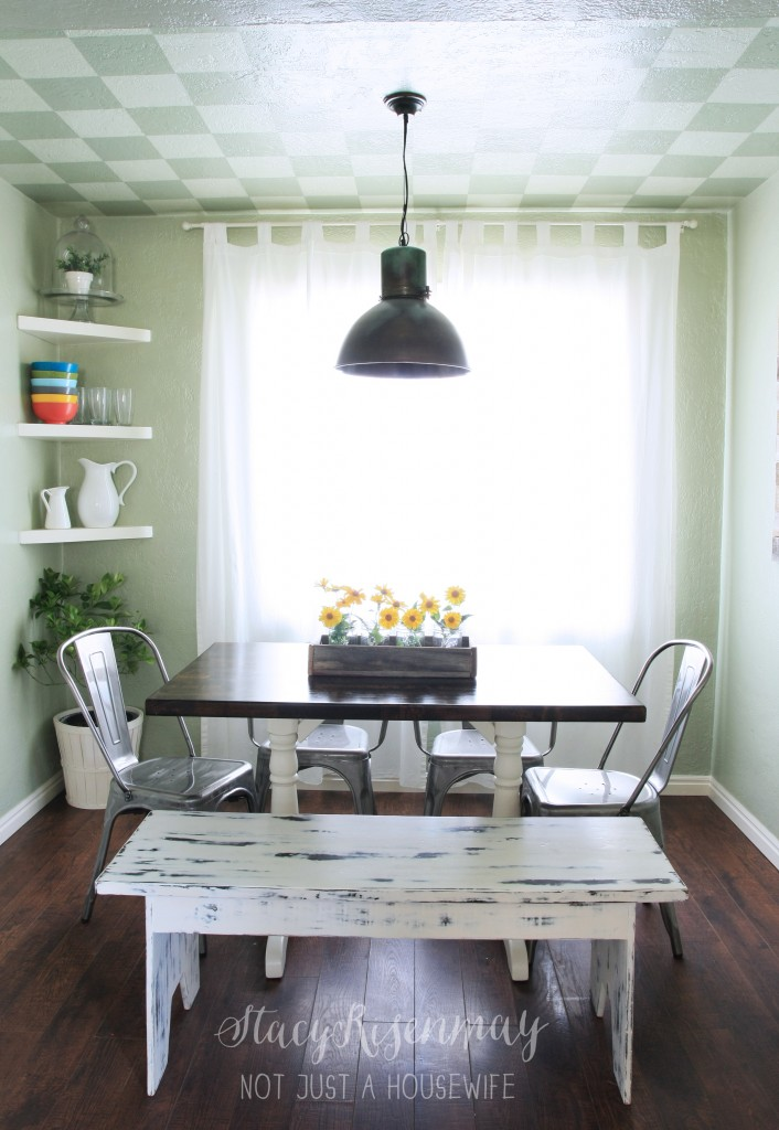 Modern Cottage Dining Room