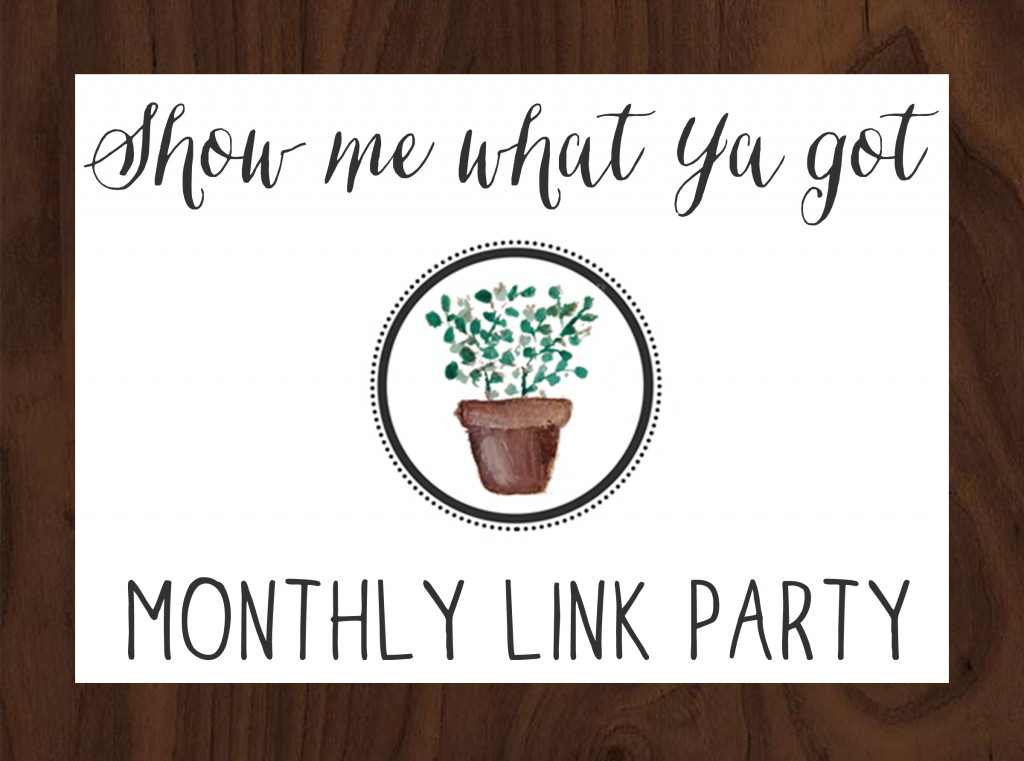linky party badge