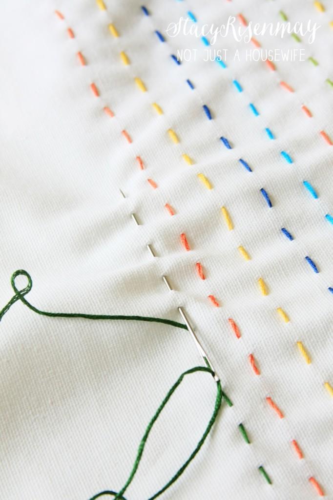 pick stitch