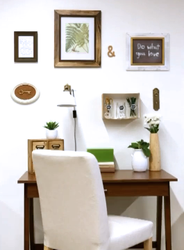 BHG gallery wall