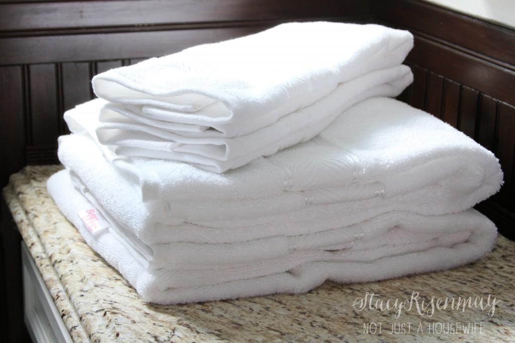 BHG towels