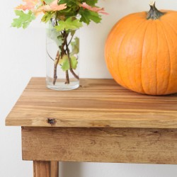 featured image fall table
