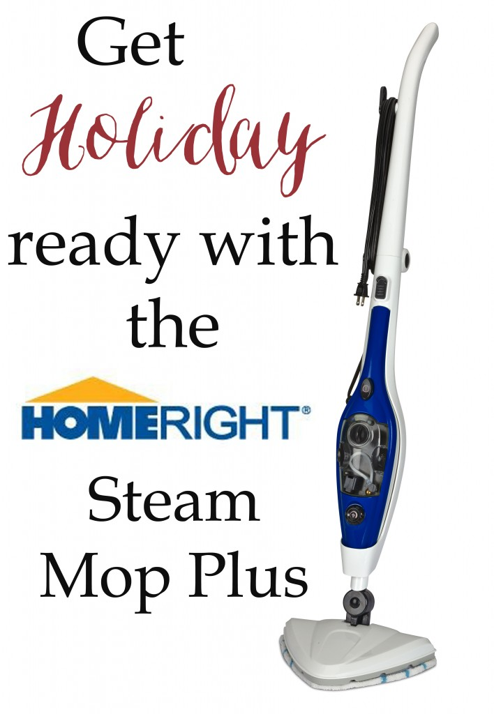 steam mop plus - november post