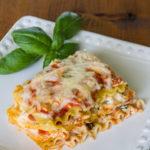 Basil & Artichoke Lasagna