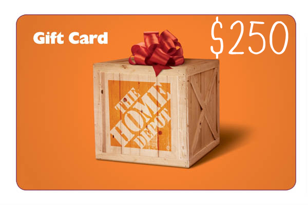 HD 250 gift card