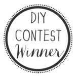 DIY Contest Winner!