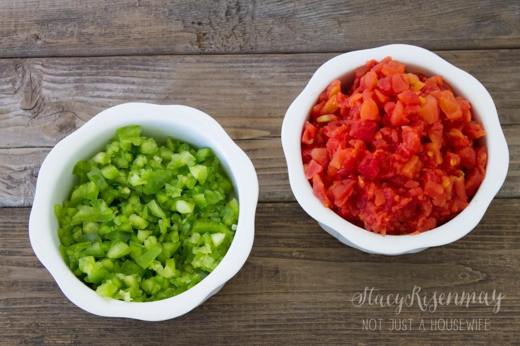 pepper tomato