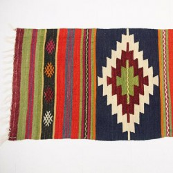 featured kilim rug