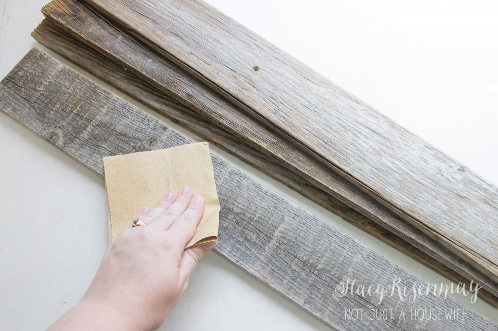 How To Clean And Sanitize Reclaimed Wood Stacy Risenmay